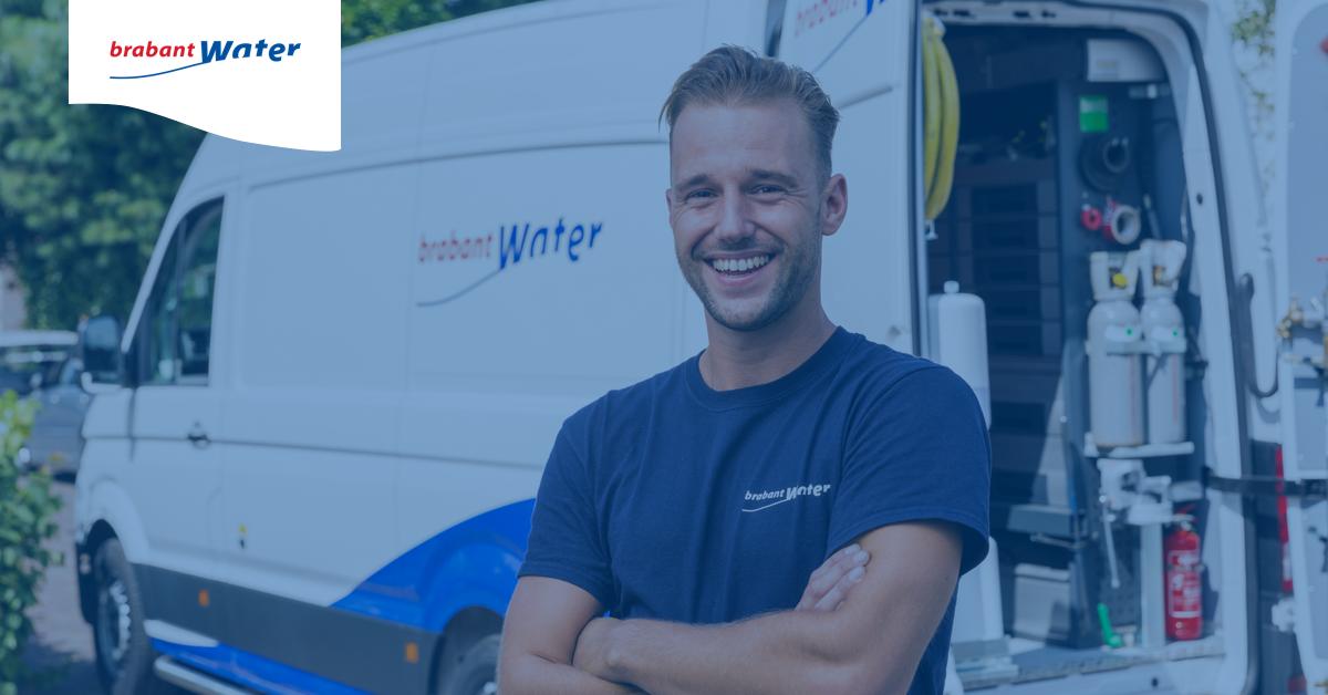 Werknemer van Brabant water